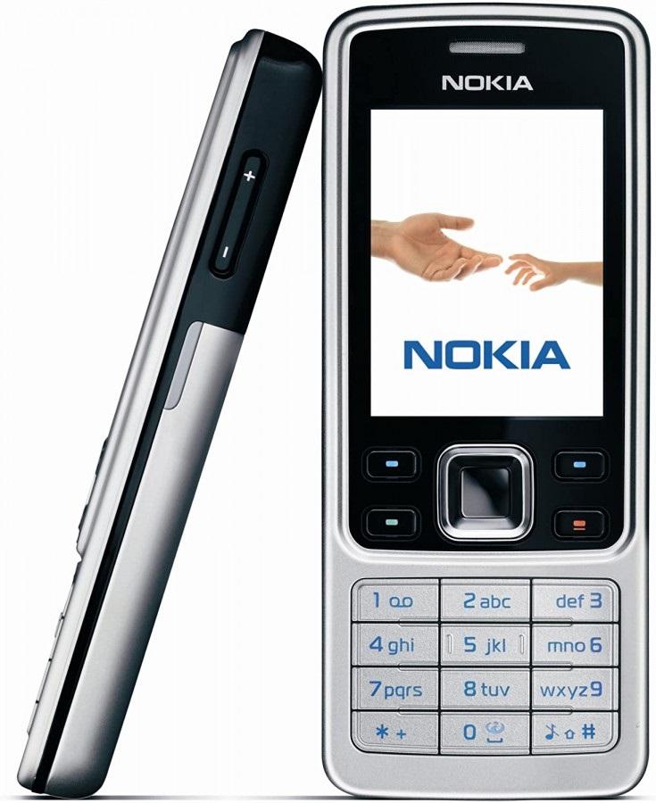 初代诺基亚6300