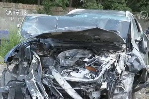 女司机醉驾玛莎拉蒂撞宝马案今开庭 事故致2死4伤