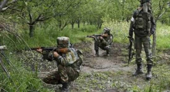 印巴边境发生交火 两名印度士兵中枪