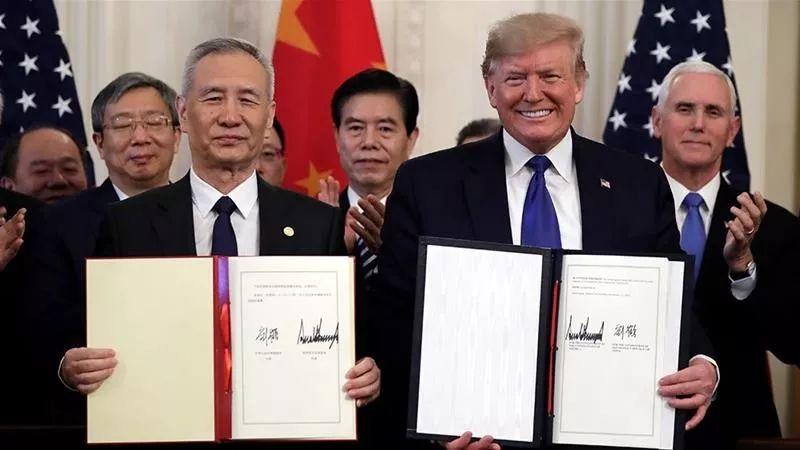 胡锡进:2年将增购2000亿美元商品 对中国意味着什么?