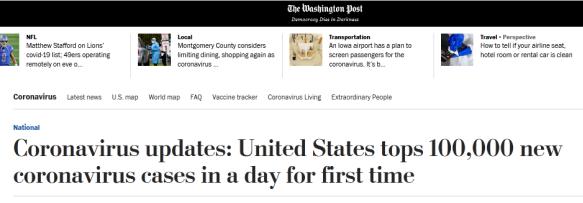 △《华盛顿邮报》报道截图