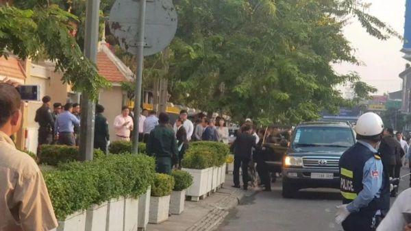 柬埔寨新闻丨金速卡叛国案开审:沈良西再蹭热度