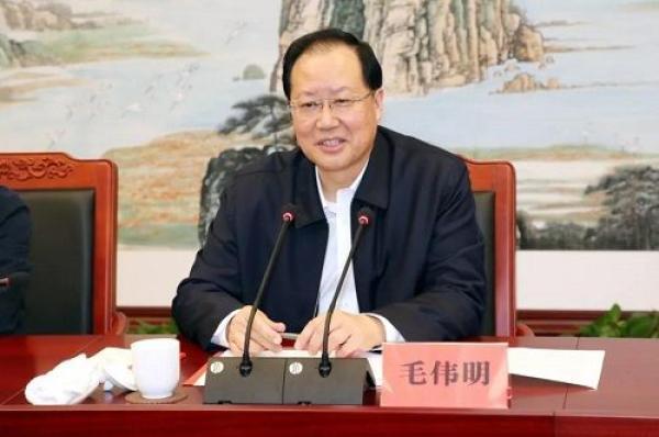 国家电网再换帅:寇伟调离 江西副省长毛伟明接任
