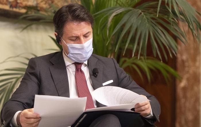 """意大利总理:如拒绝分级疫情管控将面临全面""""封城""""风险"""