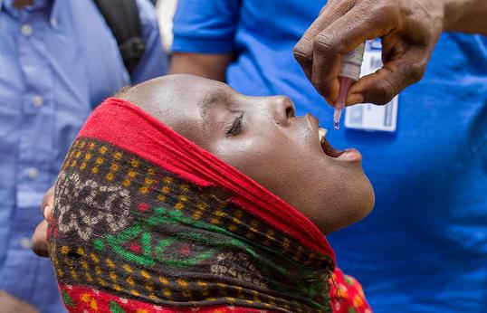 联合国两机构:新冠疫情影响53个国家常规疫苗接种