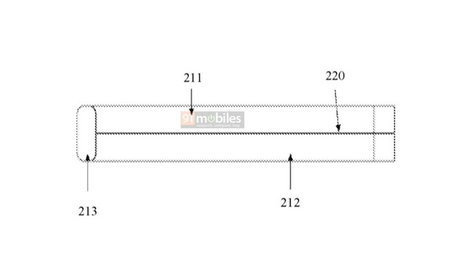 小米申请翻盖折叠机专利 左右都可向外折叠+3:2的屏幕比例