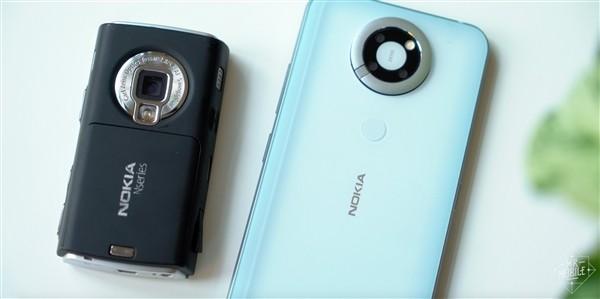 诺基亚N95手机确认复刻 真全面屏+滑盖