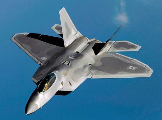 F-22战机