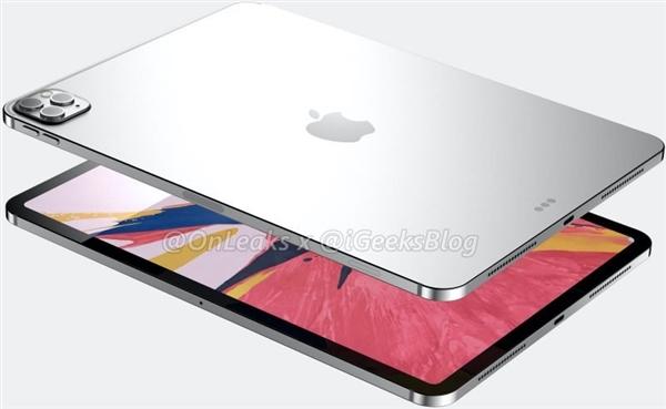 5G版新iPad曝光:将跟iPhone 12一起发布!