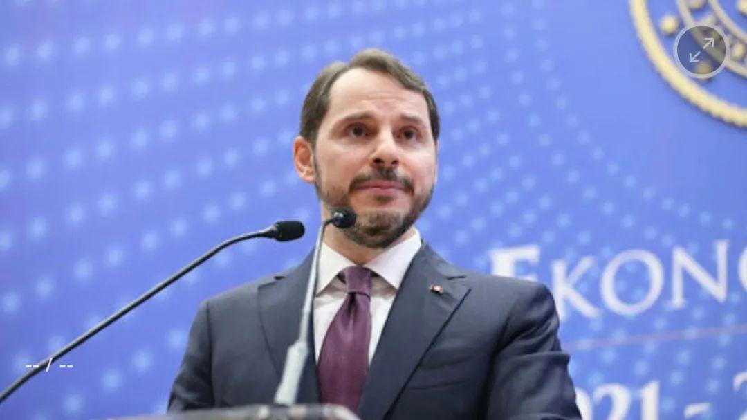 土耳其财政领导层大变动:央行行长被撤职 财长也辞职
