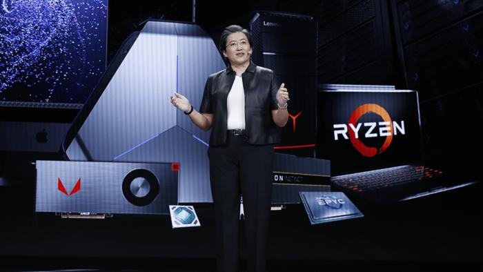 AMD CEO苏姿丰将发表主题演讲
