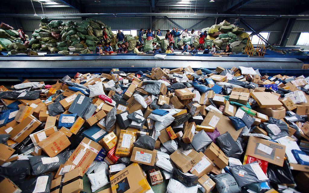 全国邮政快递网点将禁止使用不可降解塑料包装袋