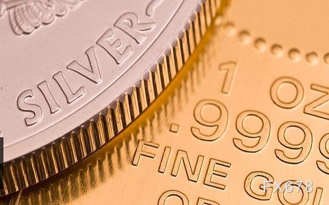 OECD大泼冷水 黄金重上千八!英镑自3个月高位回落