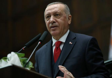 土耳其总统自曝:尚未向利比亚部署军事力量