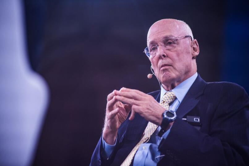 美国前财长保尔森警告:美国有失去金融业主导地位的风险
