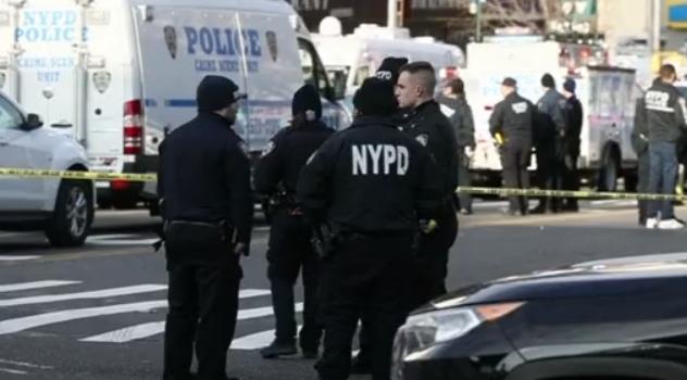 美国纽约枪支案件激增 九成嫌疑人却已被释放