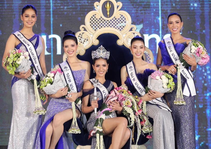 2020年泰国小姐选美结果出炉:27岁大学生夺冠