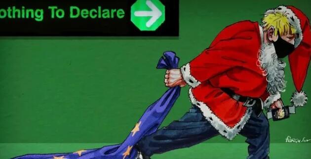 这回真有戏?有迹象显示英欧将达成协议 英镑隔夜大涨!