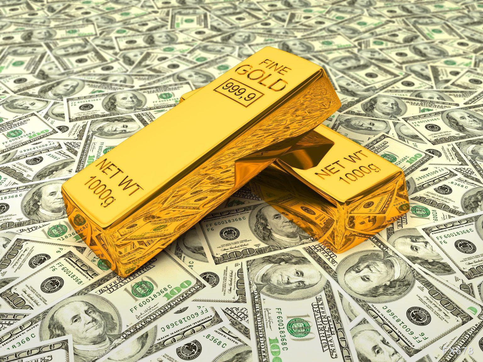 黄金交易提醒:美联储维持超宽松政策 金价有望延续涨势