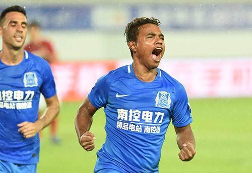 雷纳迪尼奥:在中国过得非常好,中国比日本更热情
