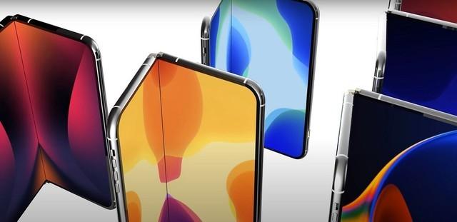 折叠屏iPhone最快2022年推出