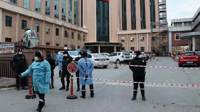 土耳其一私立医院发生氧气设备爆炸事故 已致8人遇难