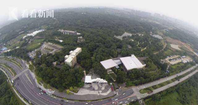 成都大熊貓基地最老獸舍完成升級圖片