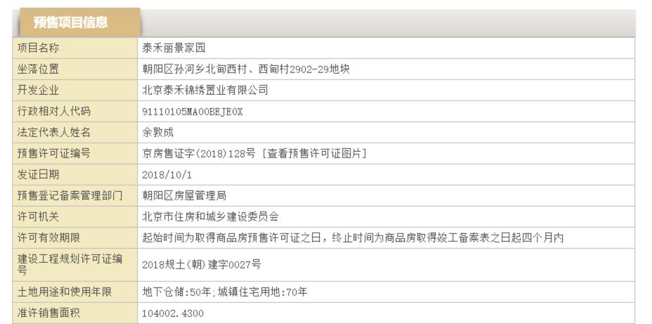 图 / 北京市住建委网站,燃财经截图