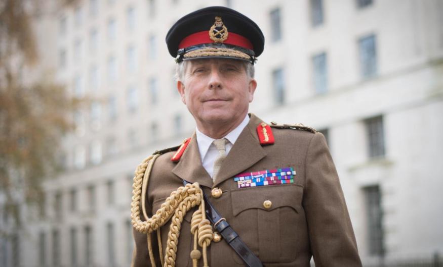 """英国最高级军官提出""""在非战争冲突中击败中俄""""战略"""