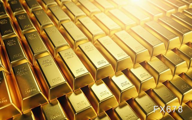国际金价创六周新高 受两大利好推动