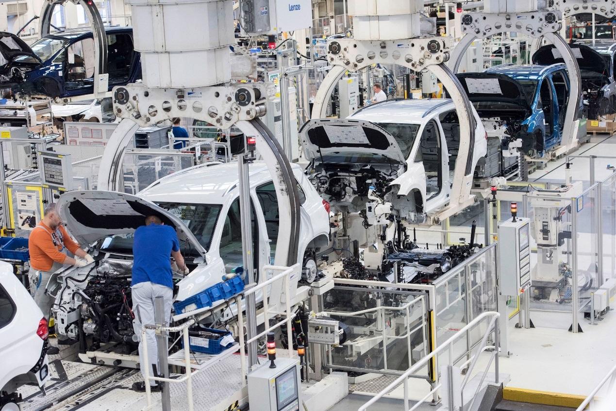 ▲ 大多汽车生产工厂 | 图片来自官方