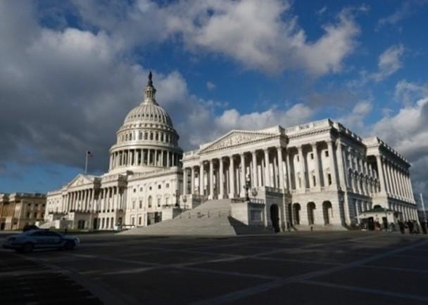美国国会(台媒材料图)