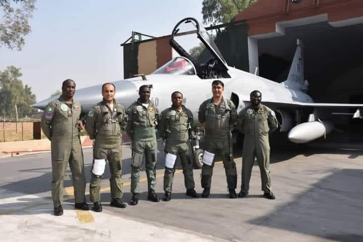 巴基斯坦制造的JF-17战斗机