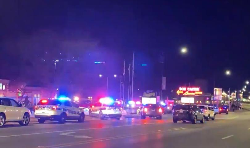 美国伊利诺伊州突发枪击事件 已致3人死亡3人受伤