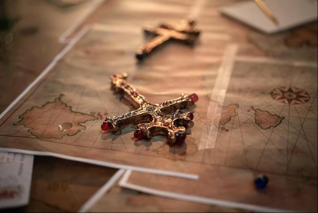荷兰兄弟的新电影《神秘海域》揭示了与麦哲伦相关的新静止图像德雷克| 未知荷兰兄弟_新浪科技