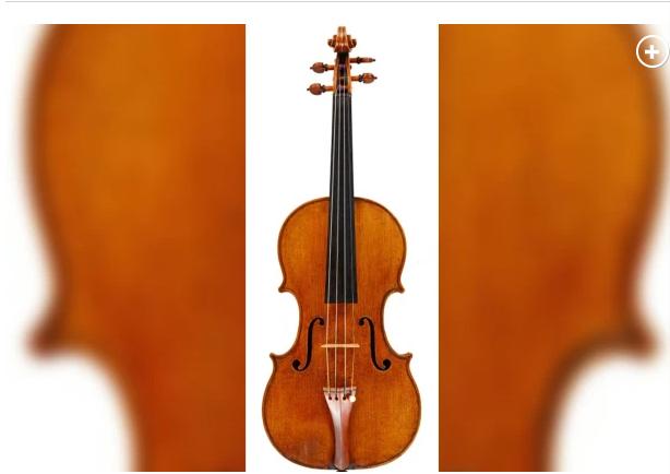 稀有的18世纪制造小提琴在车中被盗(图源:纽约邮报)
