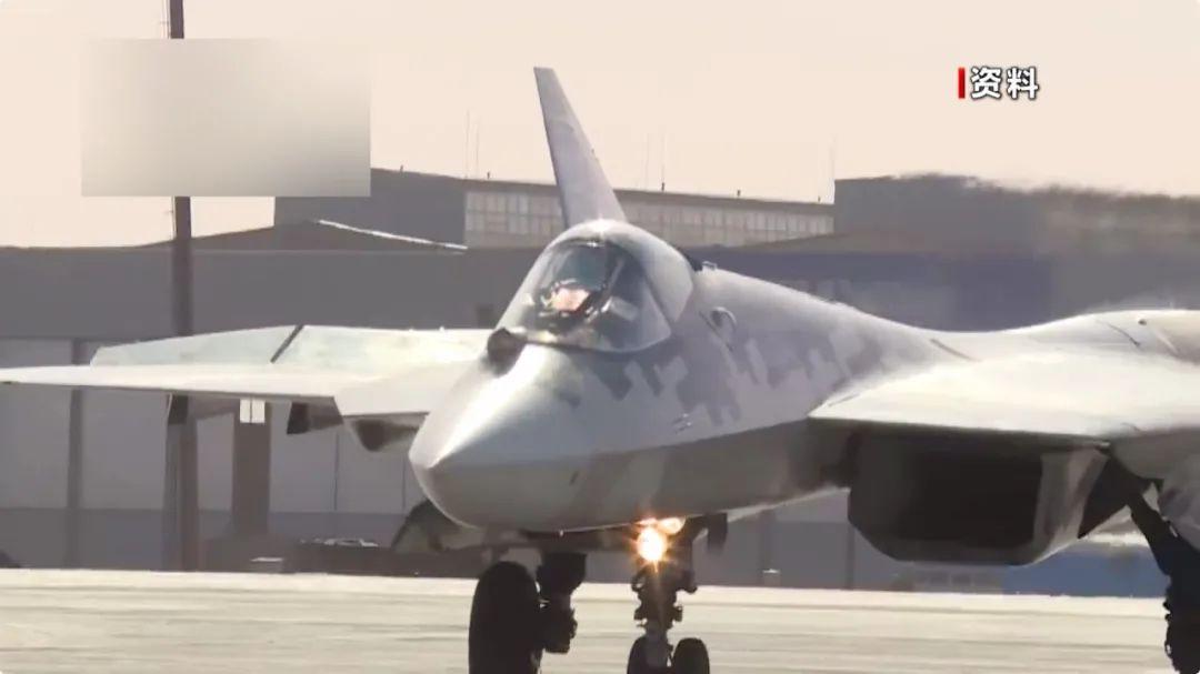 等了10年!量产型苏57战机终于入役俄军