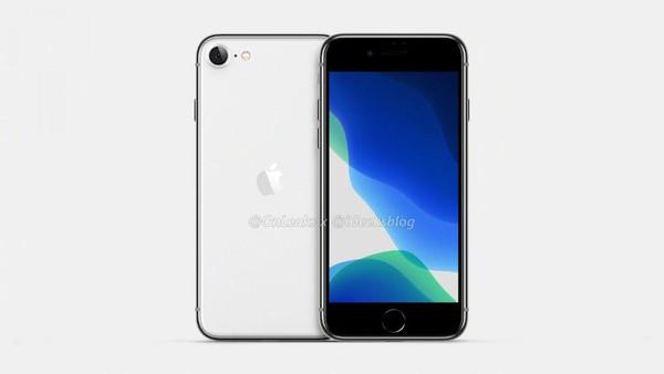 新款低价iPhone(图片来源Onleaks)