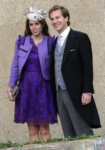 碧翠丝公主受梅根连累,被迫推迟婚礼日期,未婚夫为她抛弃前妻