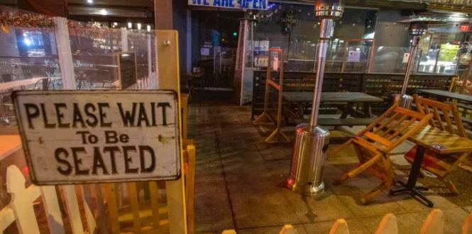 美國洛杉磯發布防疫緊急令 禁止全城民眾出門