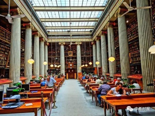 雅典大学推英语课程,欲吸引万名中国留学生