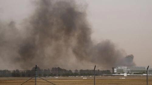 【蜗牛棋牌】澳大利亚丛林大火再度燃烧 堪培拉机场航班停飞