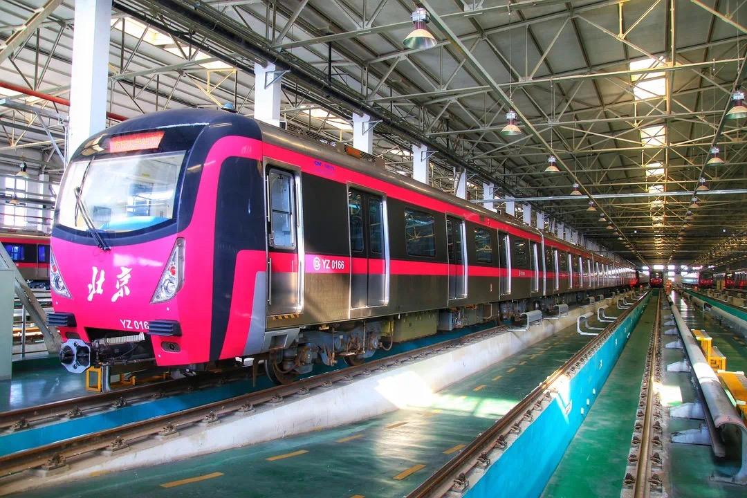 △北京地铁亦庄线