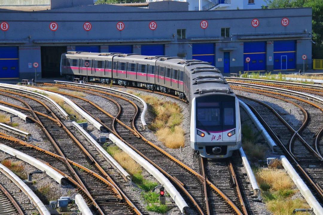 △北京地铁5号线