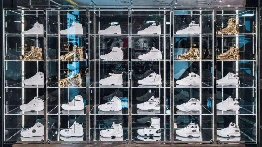 年销售额超过1亿的收纳盒是AJ和盲盒共同提升的市场