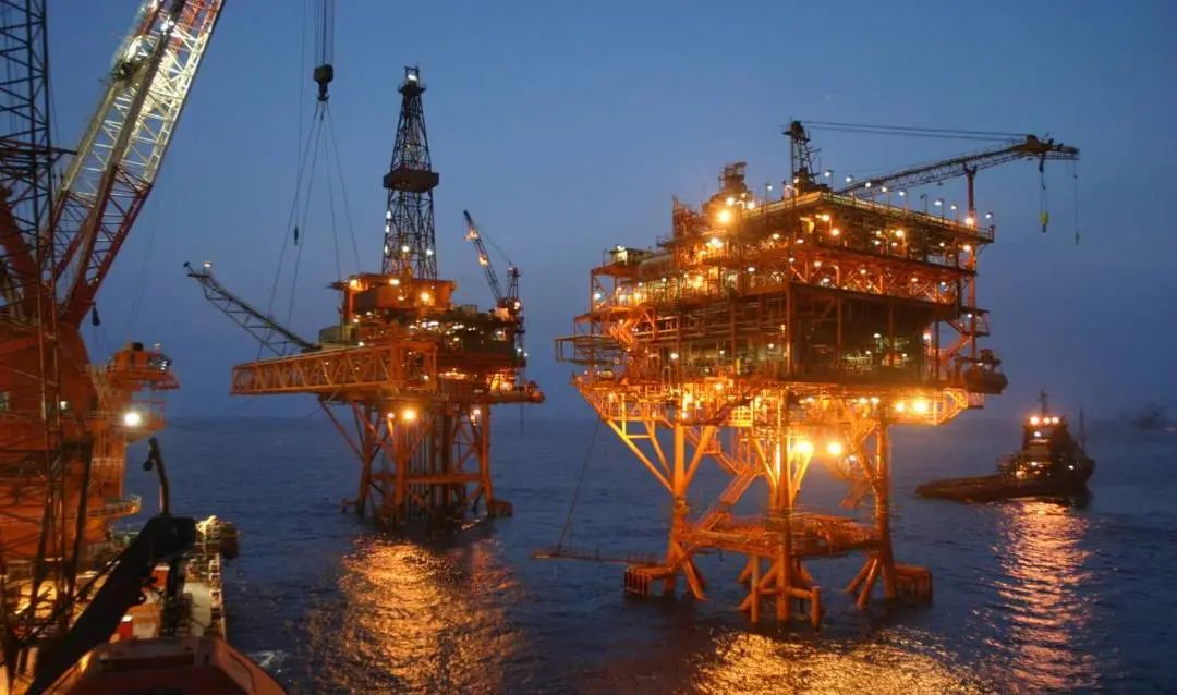 中国海油:南海东部油田天然气总产量和外输量双双突破400亿立方米