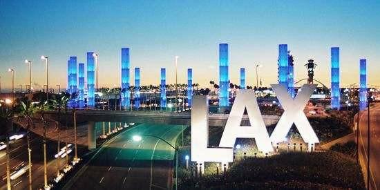 △洛杉矶机场