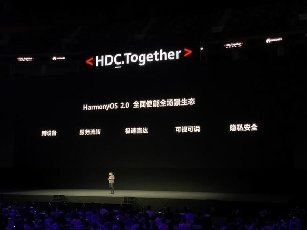 HarmonyOS 2.0会在12月16正式亮相