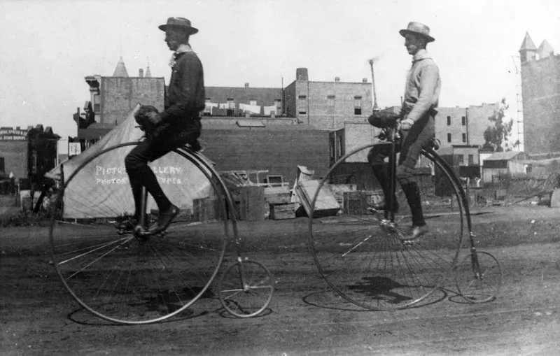 历史何其相似 电动车狂潮与自行车泡沫