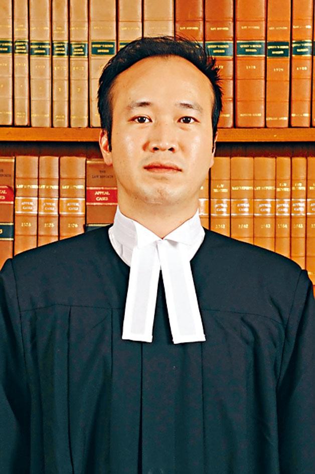 黎智英案总裁判官苏惠德。(图:香港星岛日报)